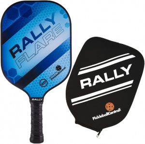 Rally Flare Graphite Paddle